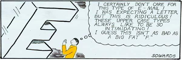 cartoon by David Sowards