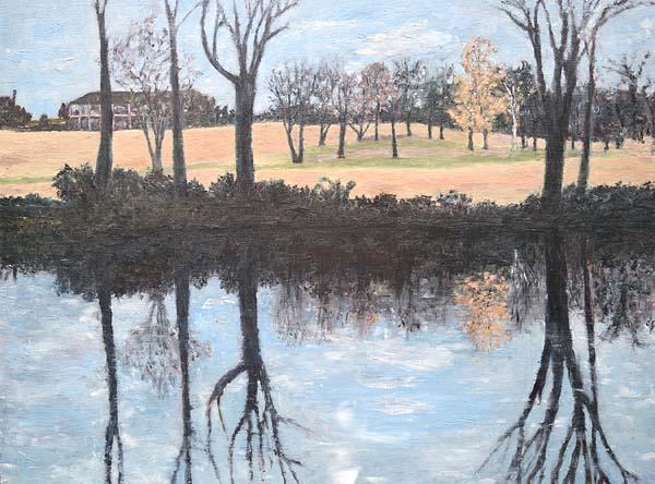 Country Club 3, art by David Michael Jackson