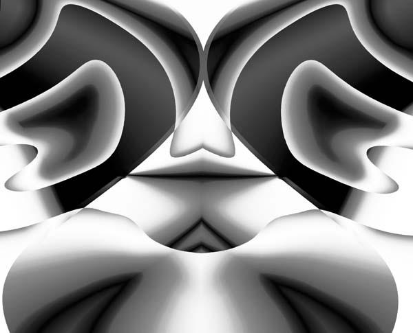 Hush Hush Little Darling 4, art by Edward Michael O'Durr Supranowicz