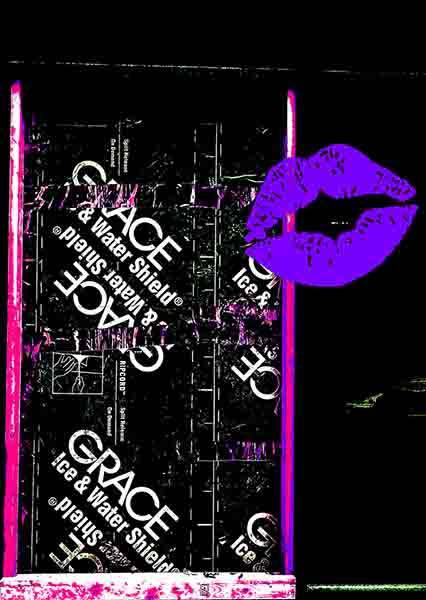 3 kisses 2, art by J. Ray Paradiso