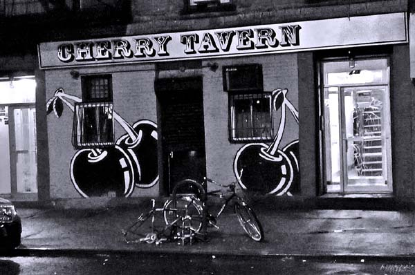 Cherry Tavern, photography by Kyle Hemmings
