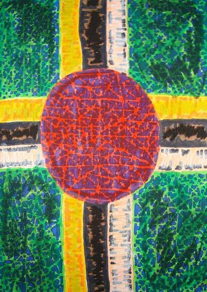 Le Monde art from Aaron Wilder