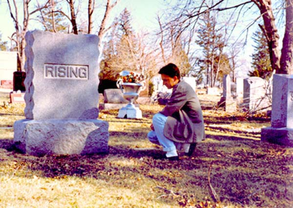 Andy - rising grave