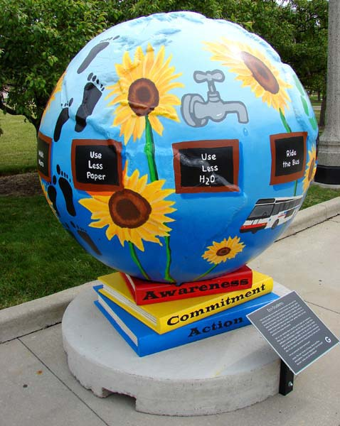 cool globes 530, Chicago