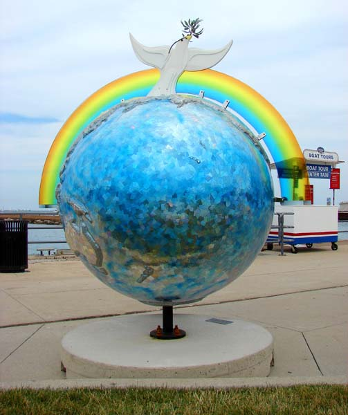 cool globes 535, Chicago