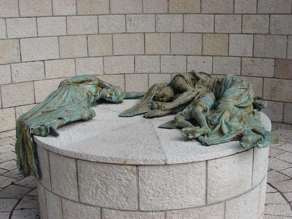 imagefromthe Miami Holocaust Memorial, copyright © 2008 - 2017 Janet Kuypers