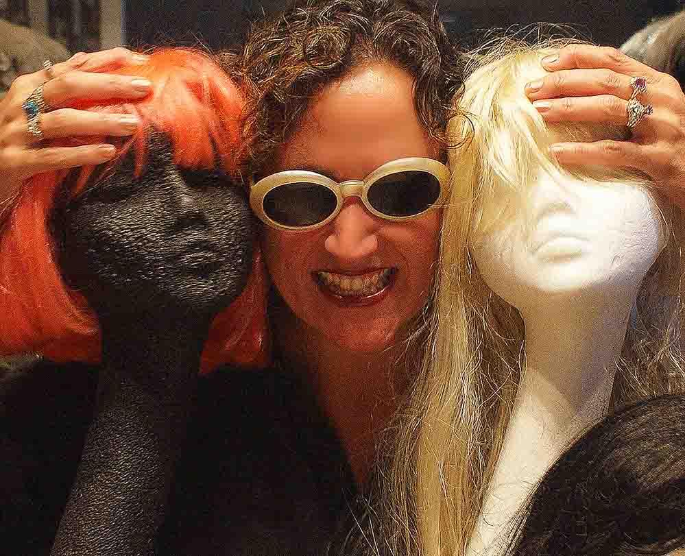 Masquerading in Costumes & Personas