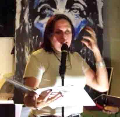 video still from show