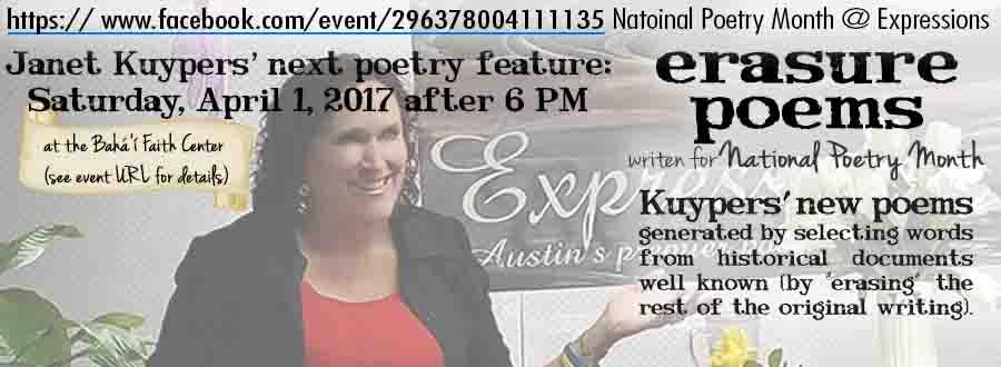 erasure poems