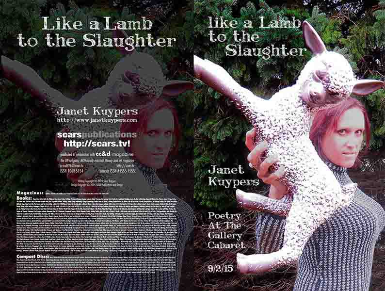 Like a Lambto the Slaughter