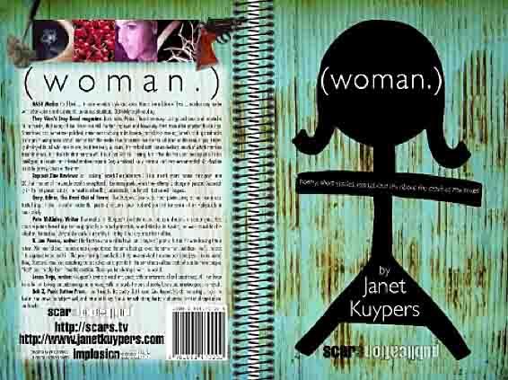 (woman.) cover spread